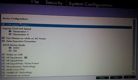 reset bios hp probook 4530s enabling vt x on hp probook 4530s hp support forum 5390103