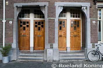 Openbaar Toilet Museumplein by Valeriusstraat En Valeriusplein