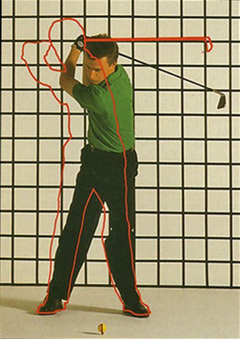reverse pivot golf swing backswing