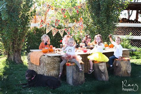 fall backyard party ideas kids thanksgiving party living locurto