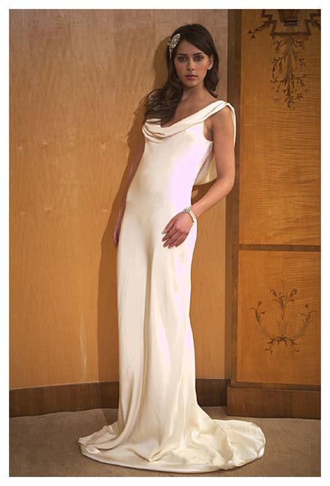 Sabina Dress sabina motasem understated bridal gowns uk