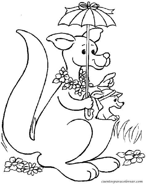 imagenes para colorear de xv años dibujos para colorear canguros