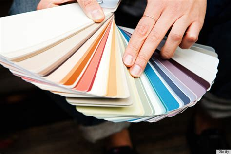 5 mistakes everyone makes when choosing a paint color photos huffpost
