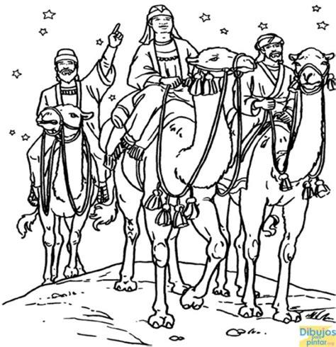 reyes magos imagenes para dibujar a lapiz dibujos de reyes magos para colorear