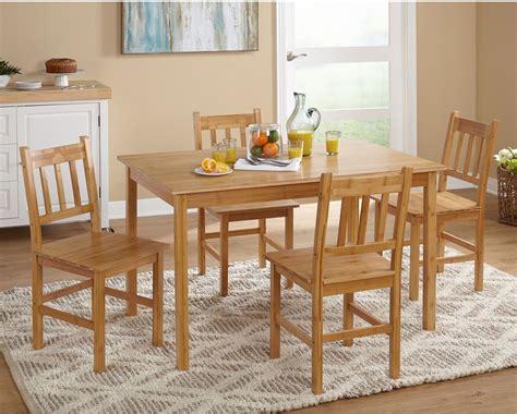Solid Wood Kitchen Nook Sets 3 Dining Table Set Kitchen Corner Chairs Storage