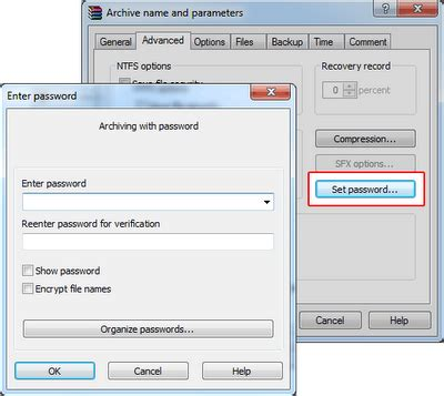 membuat password zip membuat password pada arsip rar zip jawa berita