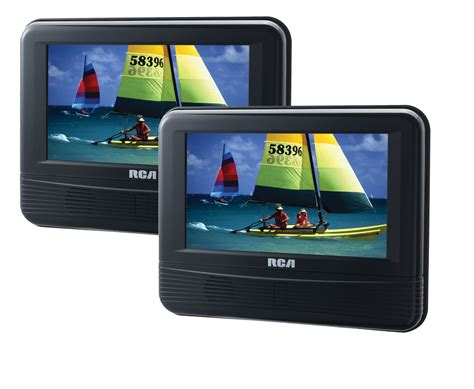 rca name rca drc69705 7 inch dual screen mobile dvd system new 62118497073 ebay