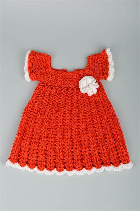 vestido en crochet para recin nacida vestidos tejidos para nina recien nacida