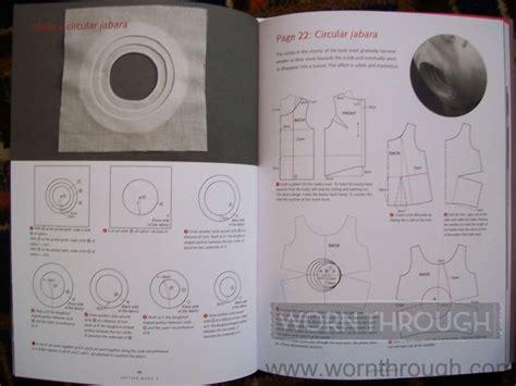 basic pattern making books pdf book notes swiss silk and japanese pattern worn through