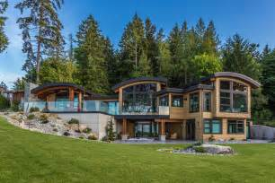 Home Design Courses Bc by Energy Efficient Luxury Ocean View Home On Vancouver