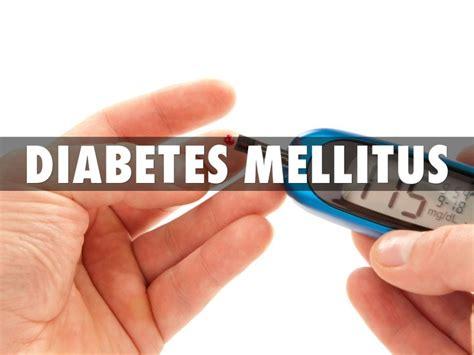 Mengenal Penyakit Diabetes Melitus mengenal pengertian faktor penyebab klasifikasi dan