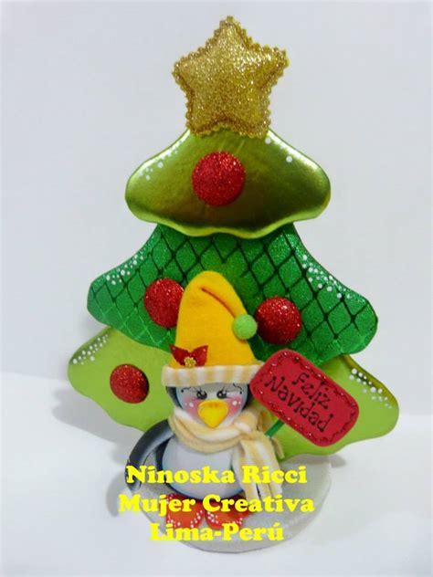 adorno de navidad arbol con ping 252 ino manualidades en
