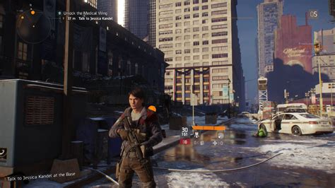Tom Clancys The Division Requires the division xbox one beta screenshots gaming central