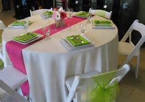 Paula designed this centerpiece which we can rent for another client