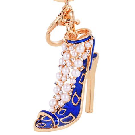 New Arrival New Luxury High Heel Gucci Shoes 003 395 luxury pearl high heel shoe key chain fashion