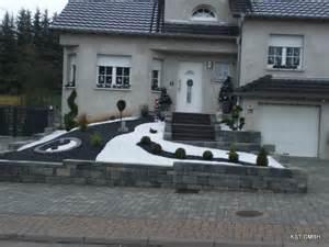 deco jardin avec gravier blanc home decore inspiration