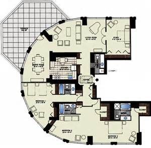 Penthouse Floor Plan floor plan of the penthouse 3 floors pictures to pin on pinterest