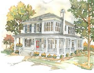 southern living house plans corner the market southern living house plan southern