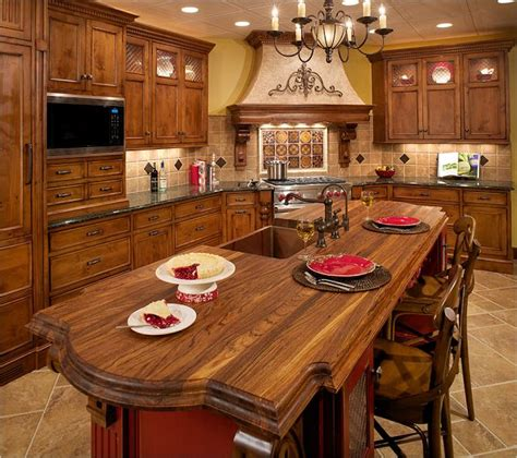 tuscan kitchen island 55 tuscan kitchen ideas photo gallery home