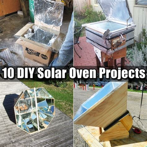 diy solar project 10 diy solar oven projects shtf prepping homesteading central