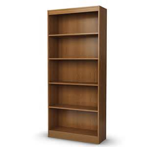 pictures of bookcases south shore axess 5 shelf bookcase by oj commerce 112 04