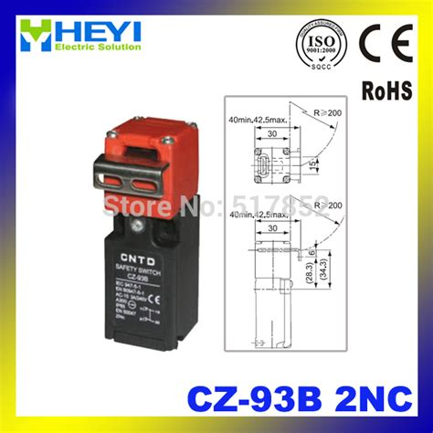 Limit Switch Cz 7120micro Switch Czmicro Switch safety door switch limit switch micro switch cz 93b 2nc in switches from home improvement on