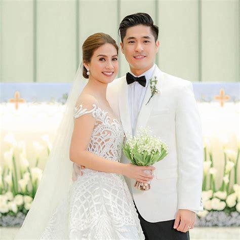 wedding 2014 pinoy actress photo chinese singer jane zhang michael feng at la badia di