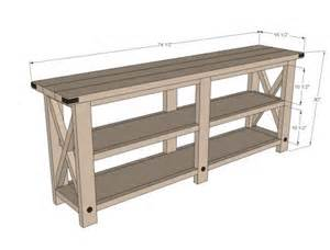 Sofa Table Plans Pdf Diy Sofa Table Plans White Small Wood Projects To Make Money Woodideas
