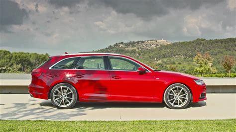 Audi A4 Avant S Line by Audi A4 Avant S Line 2016 Footage