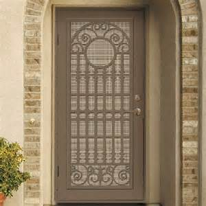 Patio Wrought Iron Furniture Unique Home Designs Security Doors Homesfeed