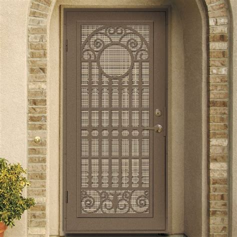 unique home design security doors peenmedia