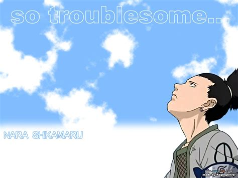 wallpaper anak shikamaru bluepurple