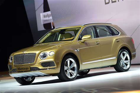 bentley jeep frankfurt motor show 2015 live picture gallery auto express