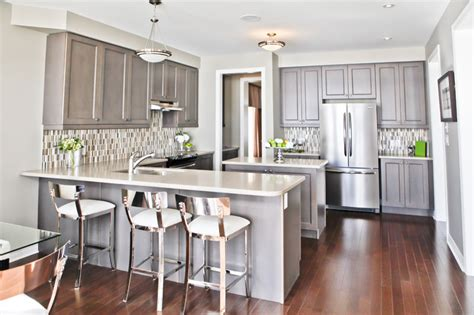 Extend Kitchen Cabinets Brookfield Residential Mulberry Homes Treetops Community In Alliston
