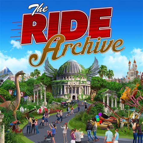 newspaper theme park vouchers quot ride archive quot offers vr simulations of lost theme park