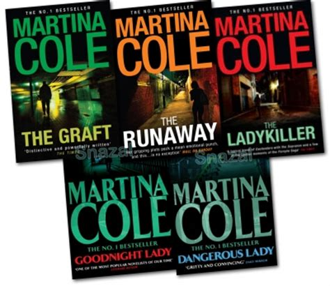 The Bussines Martina Cole books review march 2013