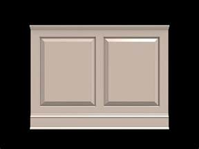 Wainscoting Raised Panel - best raised panel wainscoting home depot interior exterior homie best raised panel