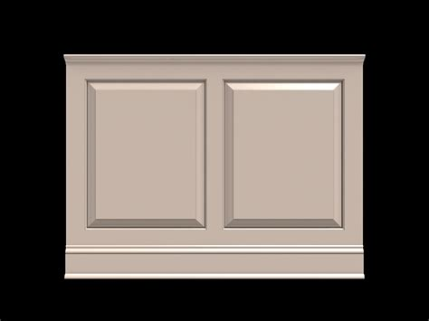 Wainscot Interior Paneling Kit Wainscoting Panel Kits Interior Exterior Homie Best