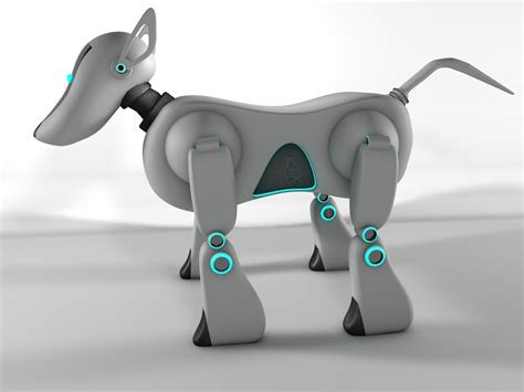 robot puppies unbelievably creepy robot emerges from 3milliondogs