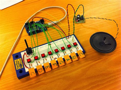 keyboard instrument tutorial tutorial making piano keyboard with lm555 ic