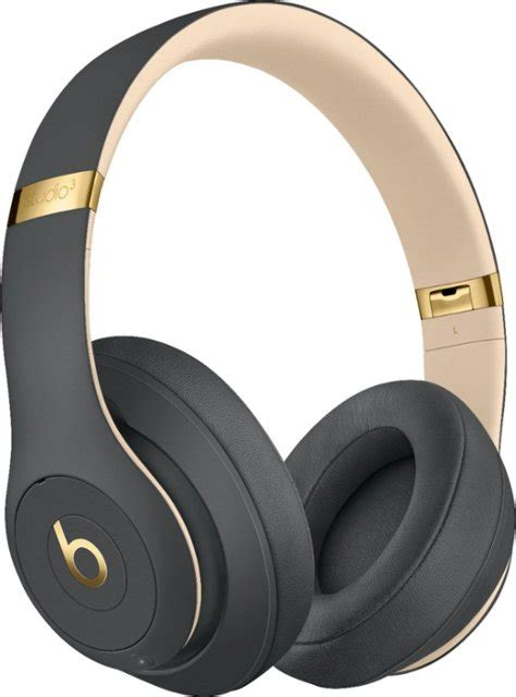 best beats beats by dr dre beats studio3 wireless headphones gray