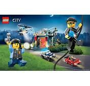 Lego City Police  WallDevil