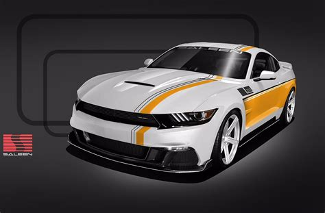 saleen automotive teases chionship edition mustang