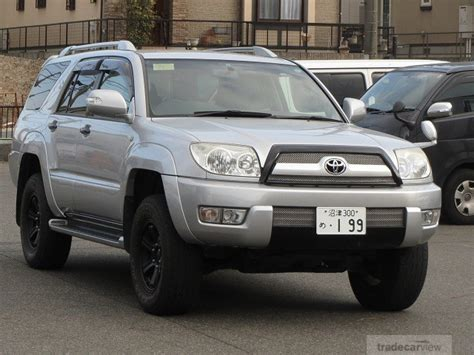 toyota surf 2003 used toyota hilux surf 2003 for sale japanese used cars