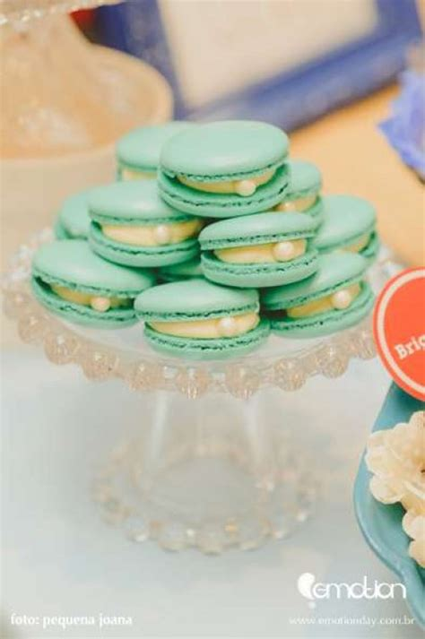 Macaron Baby Shower Favor by 10 Diy Ideas To Get On Board With A Nautical Baby Shower