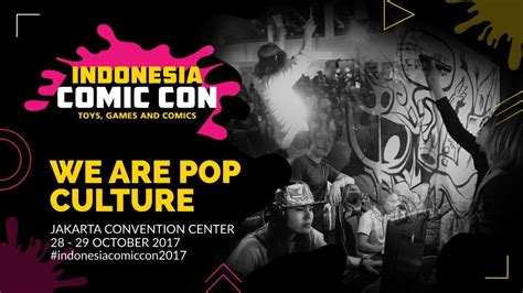 Harga Tiket Anime Festival Asia Indonesia 2018 Indonesia Comic Con Jakarta Convention Center Jcc 28