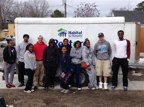 Brad Pitt Gets For Habitat For Humanity by Habitat For Humanity Of Pitt County Inc Non Profit