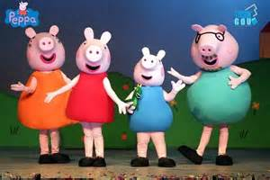 primera fila peppa pig el show en vivo