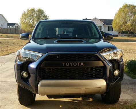 Toyota 4runner Grill Trd Pro Grill Page 11 Toyota 4runner Forum Largest