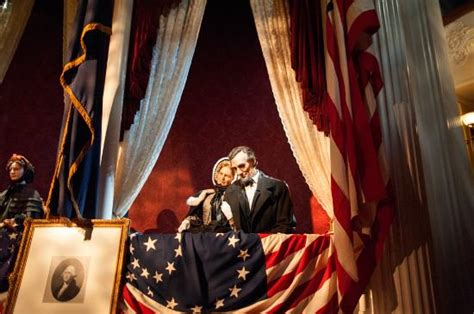 abraham lincoln theater ford theatre the of the assignation one of many